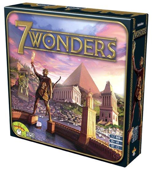 7 dice wonders