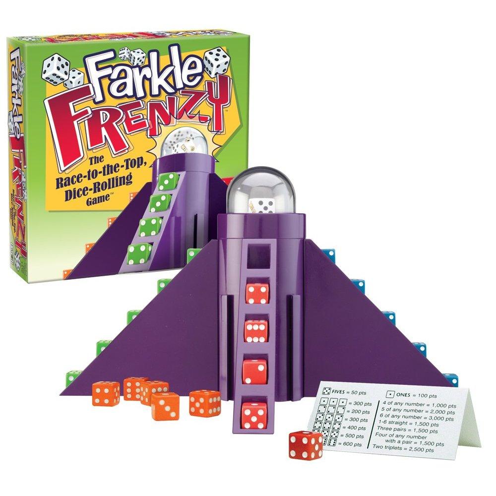 10 dice farkle