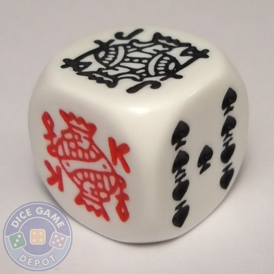 Poker dice hands order